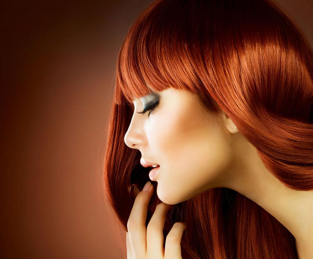 Color Hair Style: Octagon Salon & Spa